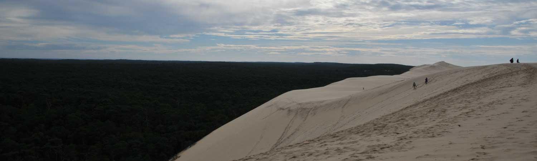 camping location dune du pyla