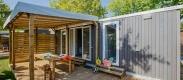 camping location mobil-home lotus landes