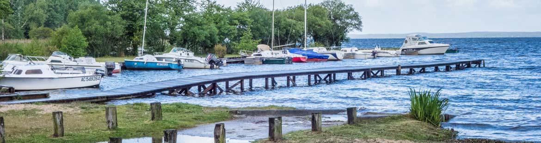 location camping proche lac sanguinet