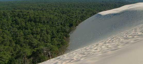 location mobil-home proche dune du pyla