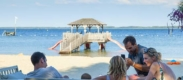 camping restaurant vue sur la mer Biscarros