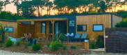 camping avec mobil-home haut de gamme dans les Landes