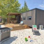 camping bar terrace plage