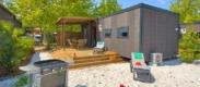 camping avec mobil-home luxe dans les Landes