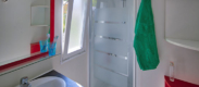 camping avec mobil-home avec salle de bain Landes