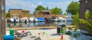 vacances en mobil-home luxe a Biscarrosse