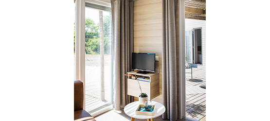 alquiler mobil home 6 personas en biscarrosse las landas desde 122. Black Bedroom Furniture Sets. Home Design Ideas
