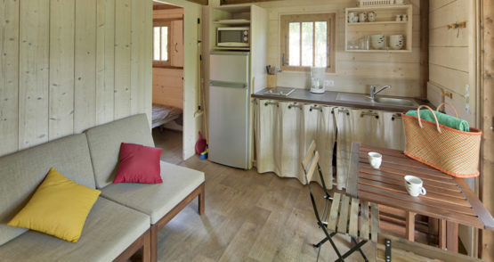 camping écologique biscarrosse