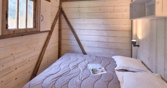 location cabane confort biscarrosse