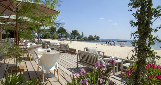 restaurant biscarrosse plage