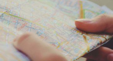 carte et plan de biscarrosse