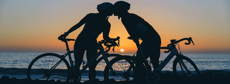 vélo dans les Landes à Biscarrosse