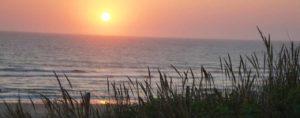 la plage du Vivier à Biscarrosse